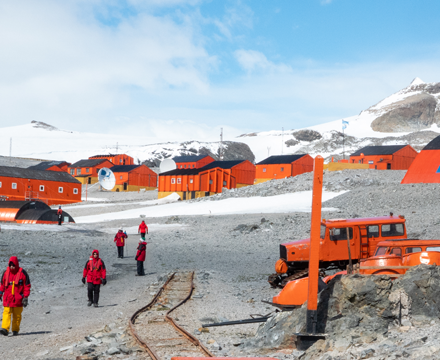 TBH SR team assisted Australian Antarctic Division to provide Project Management Advisory Services